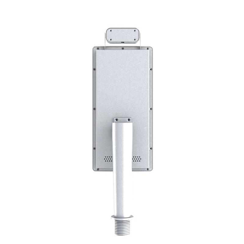 Temperature Measurement Access Control Device, back side