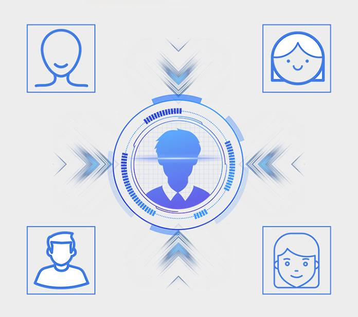 High quality face recognition access control