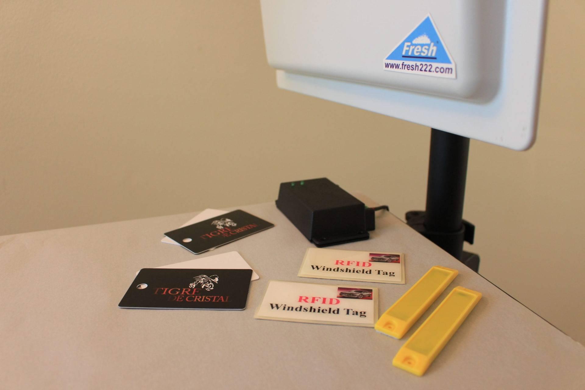 parking tag RFID