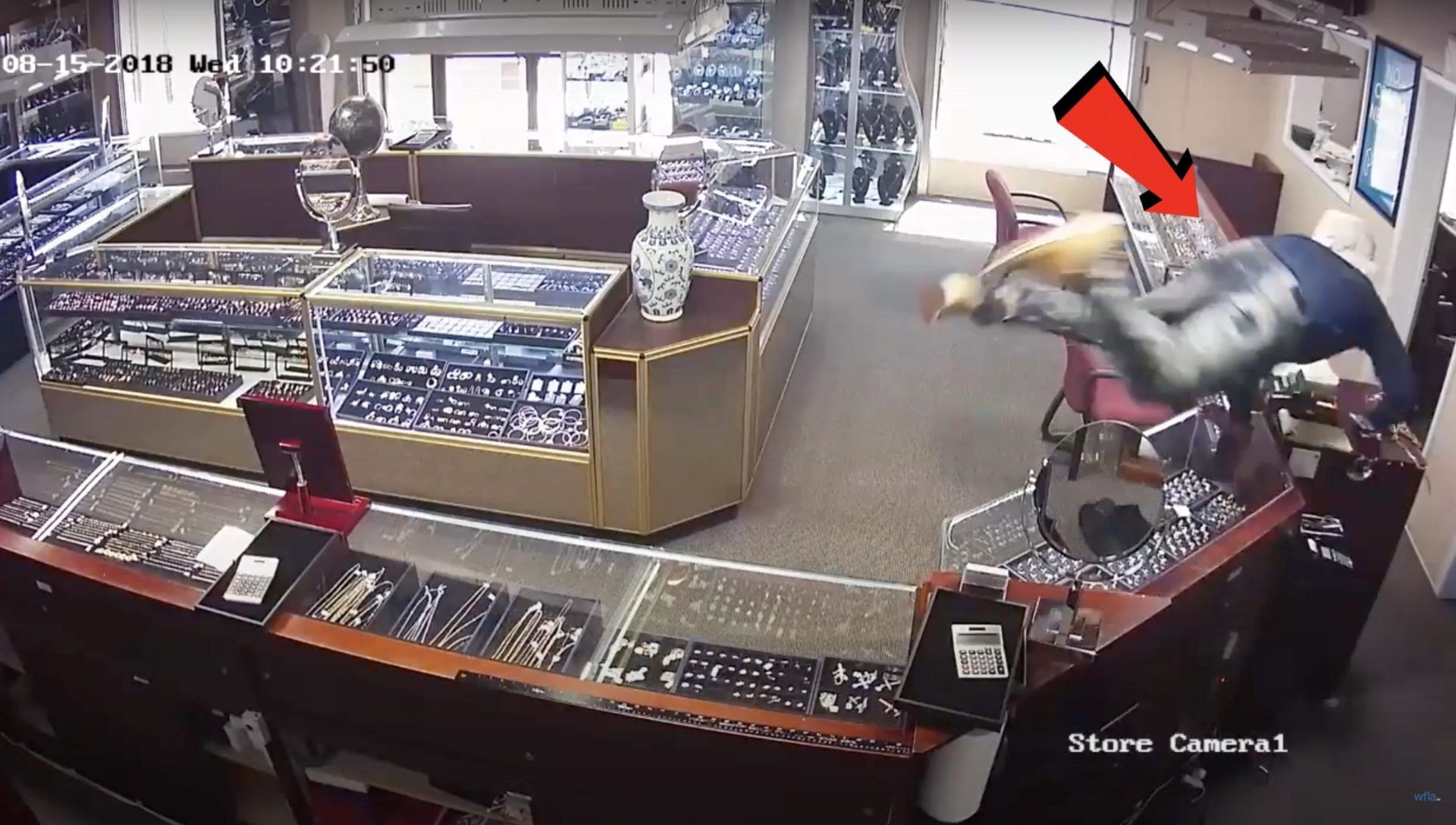 Store Robbery 2020-08-03