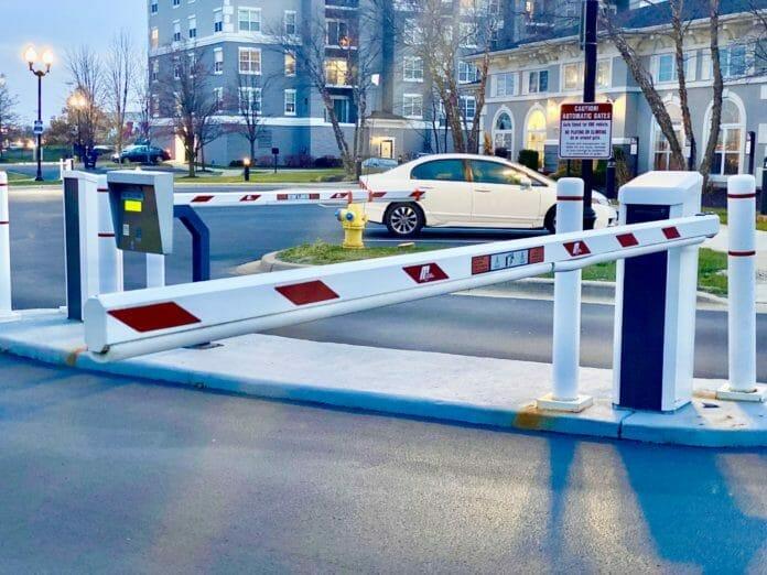 Parking Barrier RFID