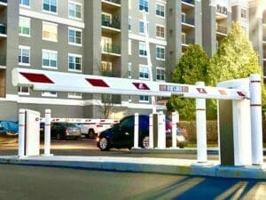 Parking Access Control RFID Barrier Systems