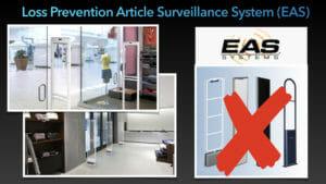 EAS loss prevention
