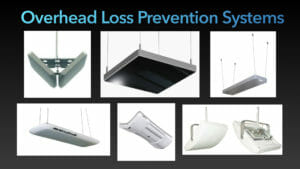 Overhead Loss Prevention Systems